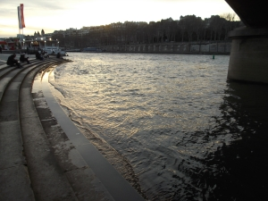 Another shot of the Seine