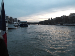 River Cruise, Seine, Paris - Photograph taken by Josh Glover