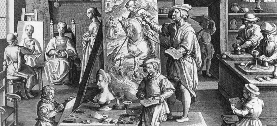 The Renaissance Workshop Jglover Art Ideas Designed Fine Artist Illustrator Designer Essex London