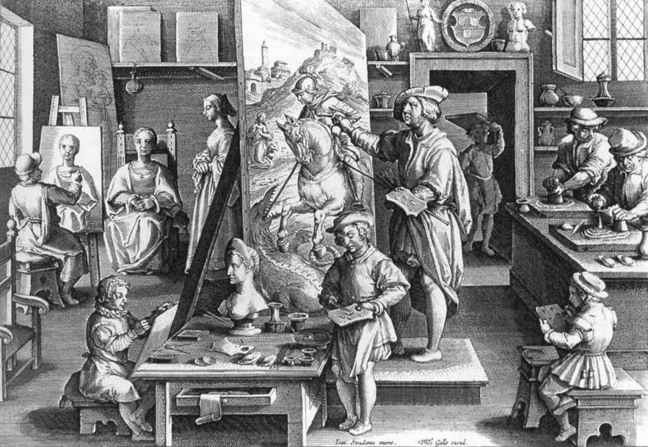 The Renaissance Workshop
