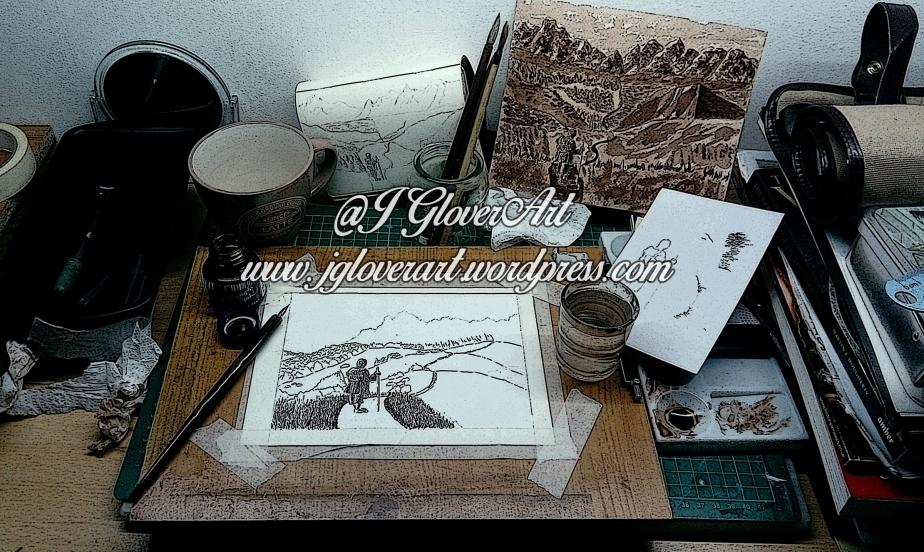 Sketchbook IV – BilboBaggins