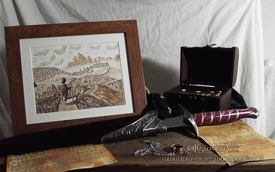 Middle-earth Marketplace – Limited Time Art Sale – Grab Yourself a Precious!