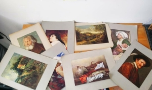 Classical Art Paintings Reference Artist Study Prints Atelier figure drawing