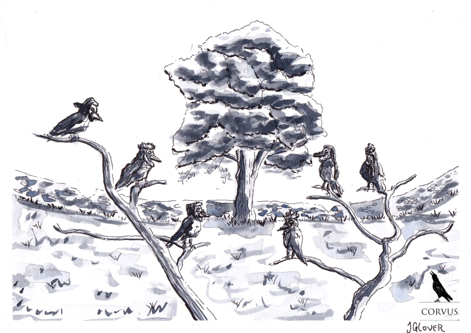 Corvus – A Raven's Tale – Crown of Crows – Part XVI – A Brief Rest atStonewall