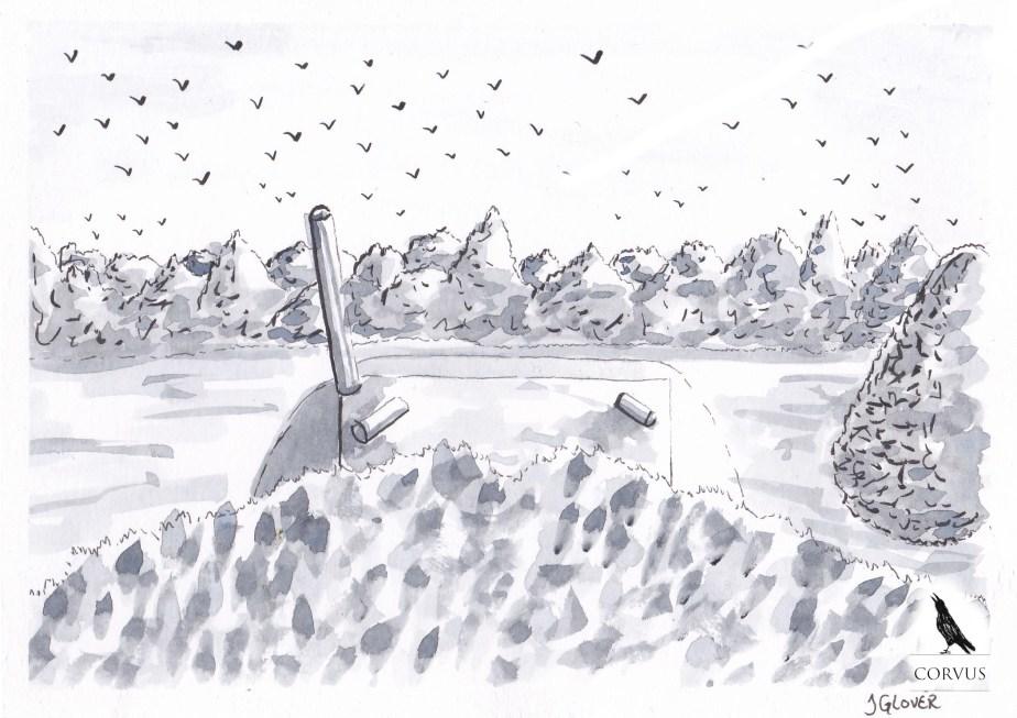 Corvus - Graphic Novel - Art - Illustration - Drawing - Webcomic - Story - Fantasy