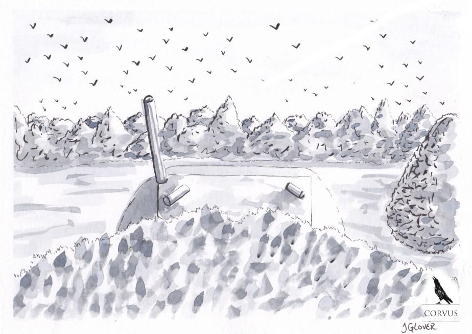 Corvus – A Raven's Tale – Crown of Crows – Part XXXI – The Last Corvid Colonies Arrive atCrowshaven
