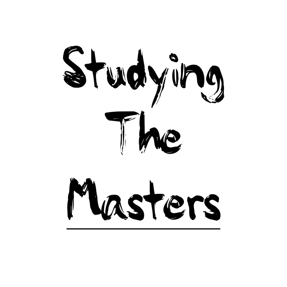 Studying The Masters – Test Blog Post