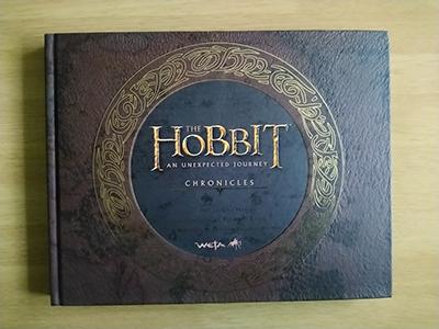 art of book - hobbit - behind the scenes - movie - production - weta - design
